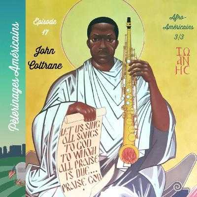 """17: Afro-Américains - John Coltrane, pèlerinage à l'église dédiée au jazzman à San Francisco : la """"St John Coltrane Church"""""""