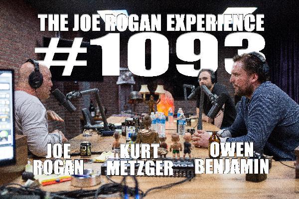 #1093 - Owen Benjamin & Kurt Metzger