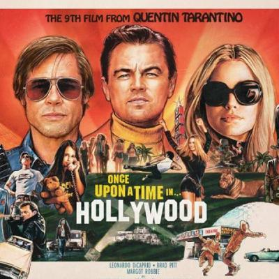Episode 8: Once Upon a Time in Hollywood