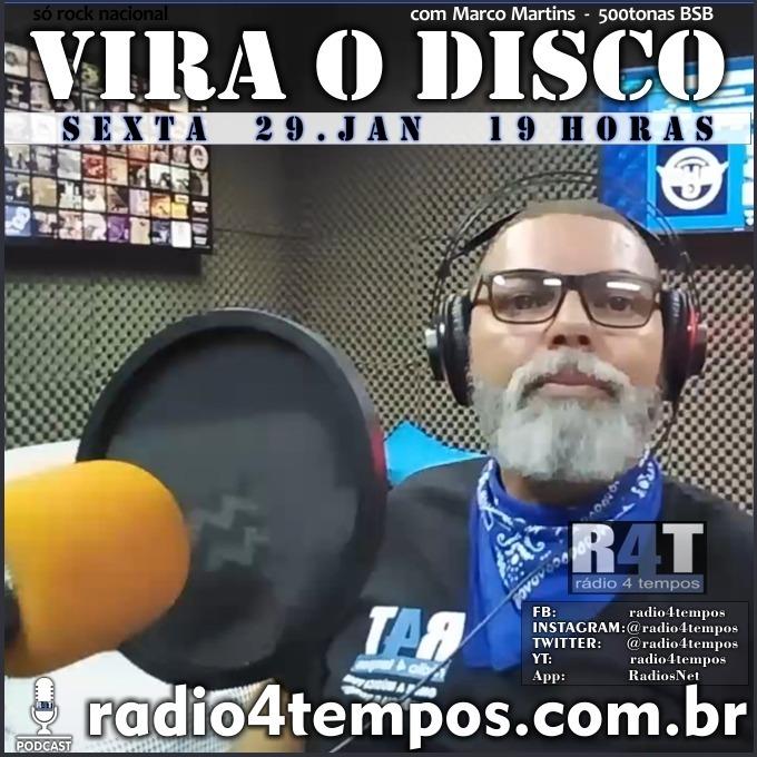 Rádio 4 Tempos - Vira o Disco 85:Marco Martins