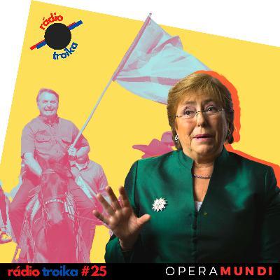 #25 - É pau, é pedra: ONU está alarmada com ataques aos direitos humanos no Brasil