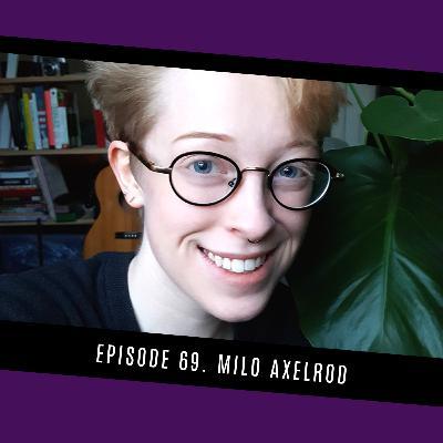 69. Milo Axelrod