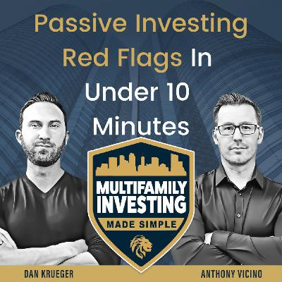 Passive Investing Red Flags In Under 10 Minutes