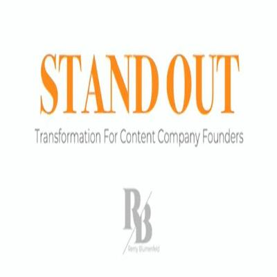 Podcast 813:  Stand Out with Remy Blumenfeld