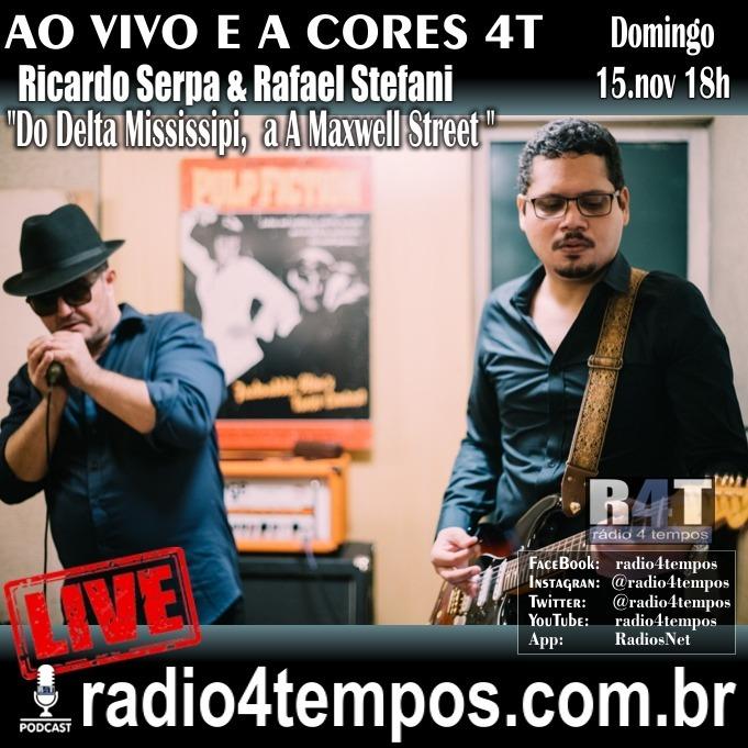 Rádio 4 Tempos - AVAC - Ao Vivo e A cores 76:Rádio 4 Tempos