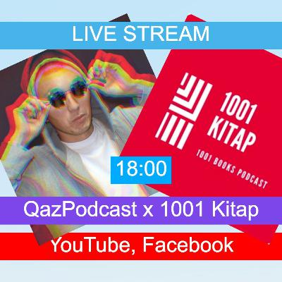 QazPodcast x 1001 Kitap