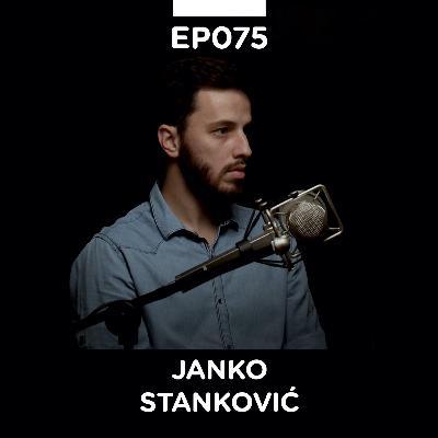 EP 075: Janko Stanković, marketing menadžer KK Crvena zvezda - Pojačalo podcast