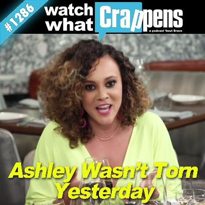 RHOP: Ashley Wasn't Torn Yesterday