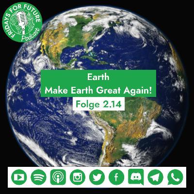 2.14 I Earth #WeekForClimate