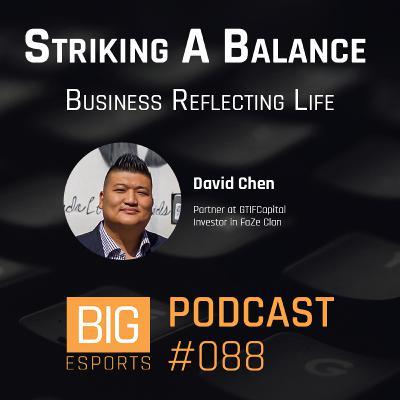 #088 - Striking A Balance. Business Reflecting Life