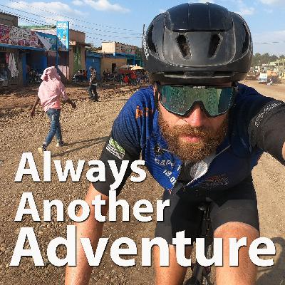 23. Jonas Deichmann. Smashing ultra bikepacking records