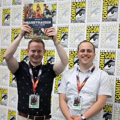 Episode 21- San Diego Comic Con