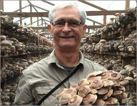 Health Benefits of Mushrooms with Nammex President Jeff Chilton