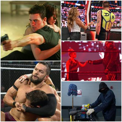 Ep 135 - Doomscrolling (WWE TV, NXT TakeOver 31 and Mission: Impossible 3 Recap)