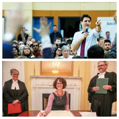 #23: Trudeau's Town Halls, PEI's Cabinet Shuffle and an Interview with Nova Scotia MLA Lisa Roberts