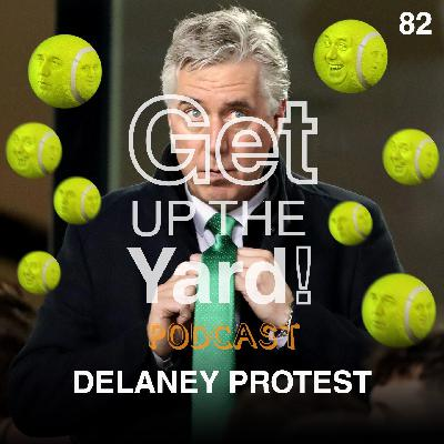 Delaney Protest