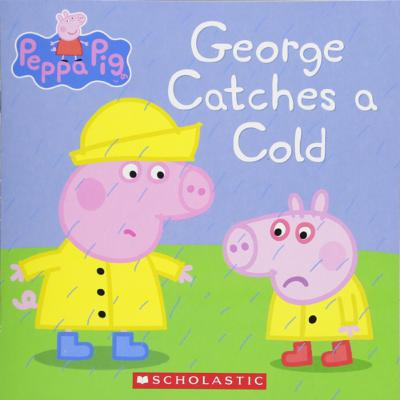 George Catches a Cold (Peppa Pig) - Season 3 - Episode 3