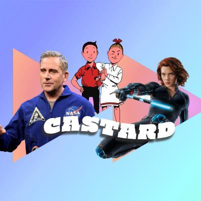 Castard: Fastforward 2020 in films-, series en comics
