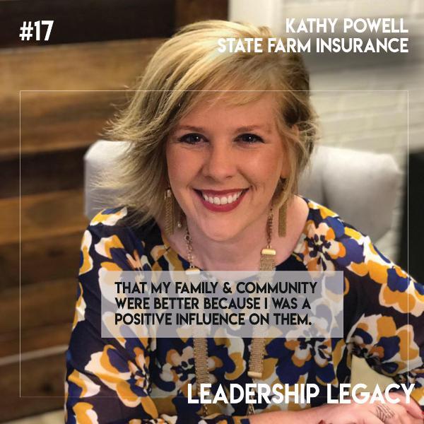 LL17: Kathy Powell - State Farm Insurance, Auburn, AL