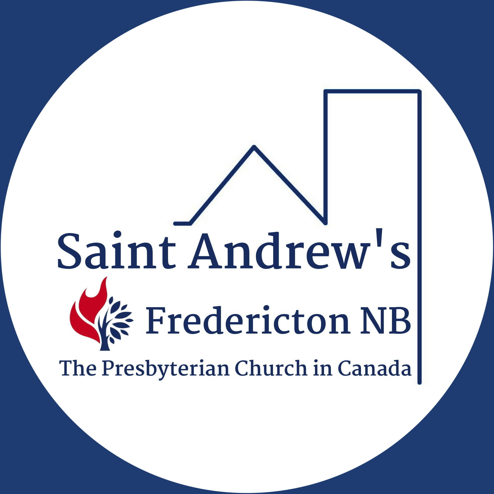 Saint Andrew's Presbyterian Church, Fredericton NB