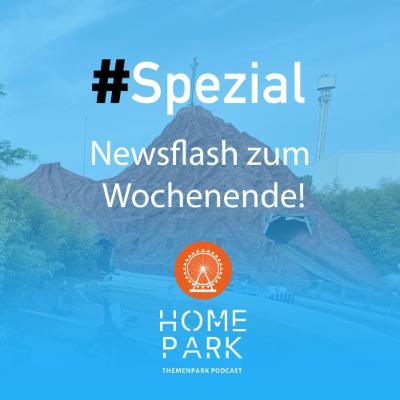 #Spezial - Newsflash zum Wochenende!