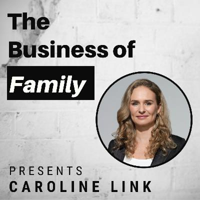 Caroline Link - 4th Generation Heir to B.Grimm, one of Thailand's Oldest Business Institutions [The Business of Family]