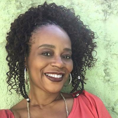 Ieda de Oliveira convida Eliana Alves Cruz