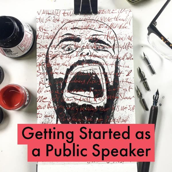Getting Started as a Public Speaker