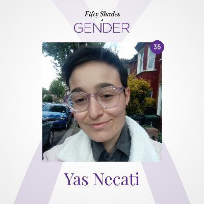 36. YAS NECATI: non-binary
