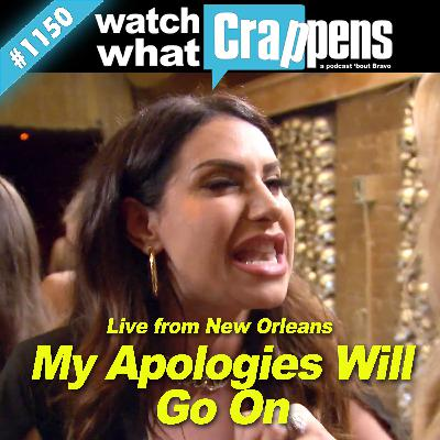 RHONJ: My Apologies Will Go On — Live from New Orleans