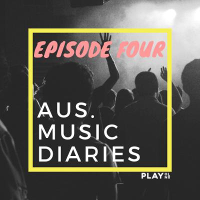 Episode Four: Hallie, Nothing Really, House Deposit, Cry Club, Youth Group, Max Quinn