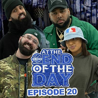 At The End of The Day Ep. 20 w/ Dan Rue