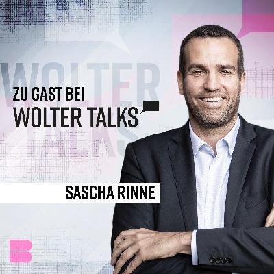 Seine Klienten sind TV-Stars: Sascha Rinne – Künstlermanager