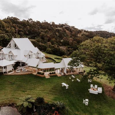 Maleny Manor Australia's most loved wedding venue - Guest Interview with Felicity Sharwood