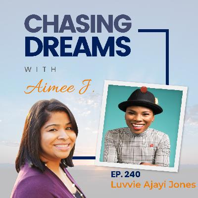 Ep. 240: Luvvie Ajayi Jones – The Power of Professional Troublemaking