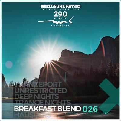 290 Breakfast Blend Volume Twenty Six | Vuelta al Sol Guest Mix Edition