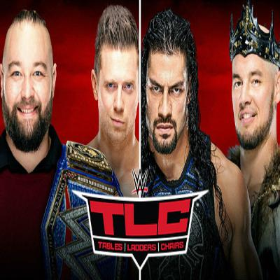 Wrestling Geeks Alliance: TLC/Hall of Fame