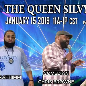 The Queen Silvy show - January 15 2019