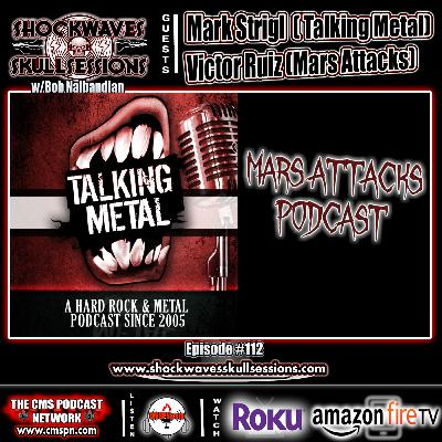 SS #112 | Talking Podcasts w/ Mark Strigl & Victor Ruiz