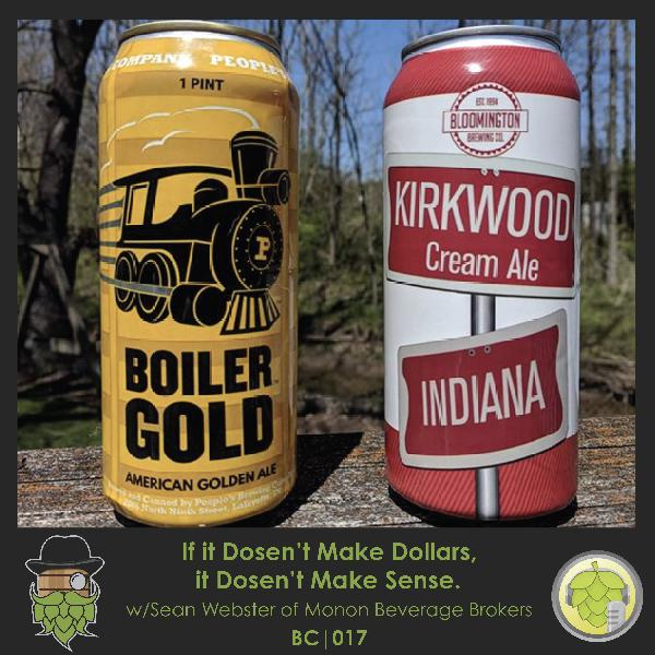 BC017: If it doesn't make dollars, it doesn't make sense w/Monon Beverage
