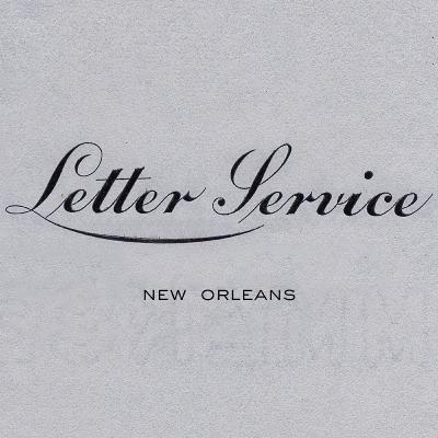 LETTERS READ INCUBATOR I: Personal Letters to Stewart Butler