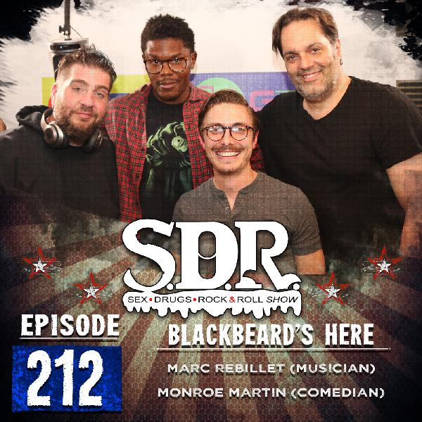 Marc Rebillet & Monroe Martin (Musician & Comedian) - Blackbeard's Here
