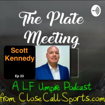 Episode 23 - Scott Kennedy's Catcher Management