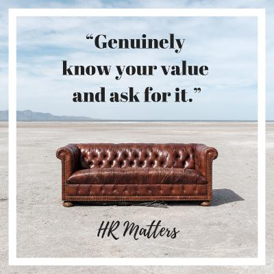 Rewarding the Value of HR