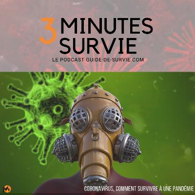 🦠 Coronavirus, ou comment survivre à une pandémie