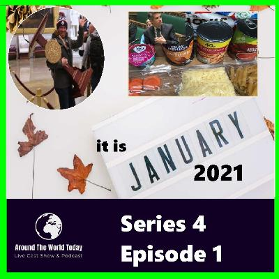 Around the World Today Series 4 Episode 1 - It's January 2021