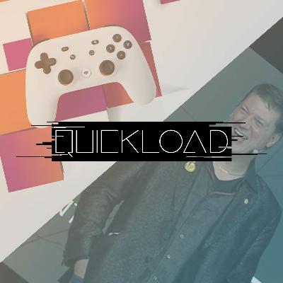 Quickload #24 : on invente la webtv différée audio et reçoit Randy Pitchford (presque)