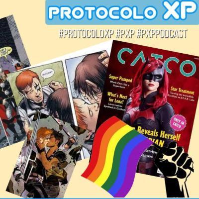 PXP PODCAST 28 - LGBTQIA+ na Cultura Pop