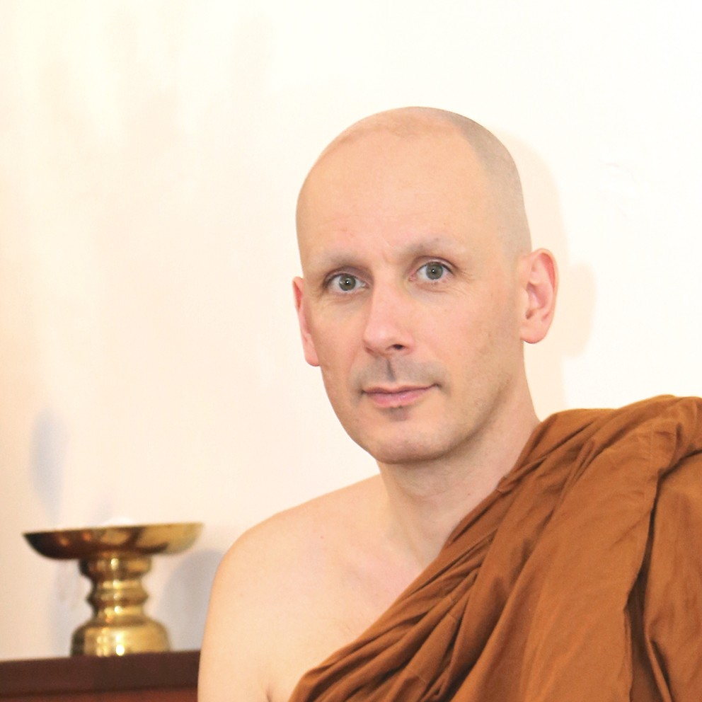 Always Being Aware, Always Wanting to Know | Ajahn Dhammasiha