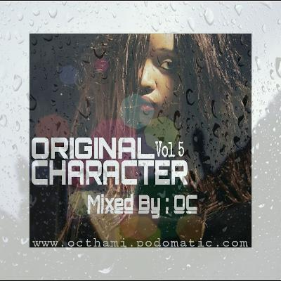 Original Character Vol 5 Mixed By Carloman